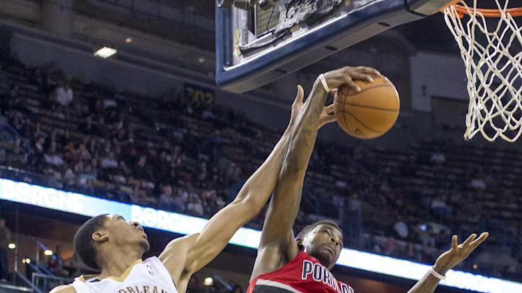 Lillard leads Blazers to 111-103 win over Pelicans