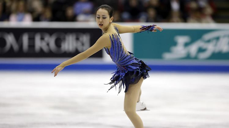 Takahashi wins 5th NHK Trophy