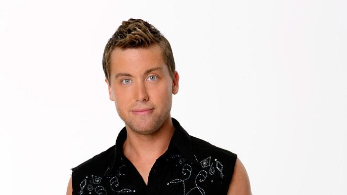Singer Lance Bass partners with professional dancer Lacey Schwimmer for Season 7 of Dancing with the Stars.