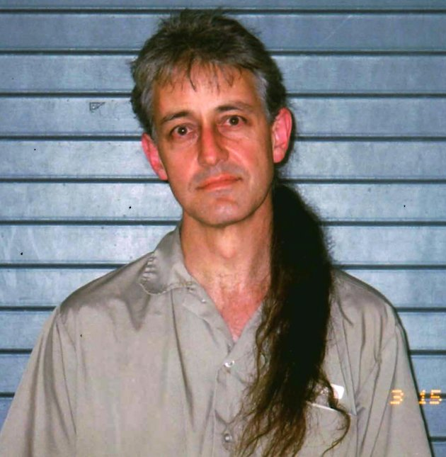 FILE - This image provided by Keith R. Judd shows the federal prisoner Keith Russell Judd, 49, at the Beaumont Federal Correctional Institution in Beaumont, Texas in this March 15, 2008 file photo. Ju