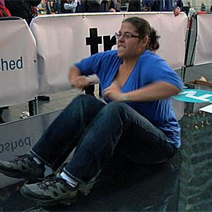 Guinness World Record Attempts in Times Square