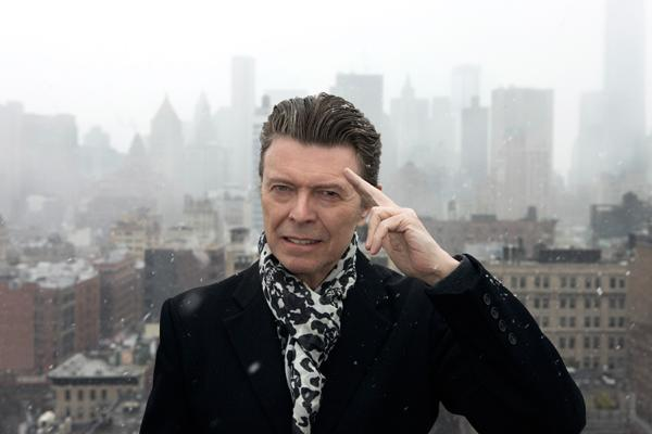 David Bowie Delivers 42-Word Statement About 'The Next Day'