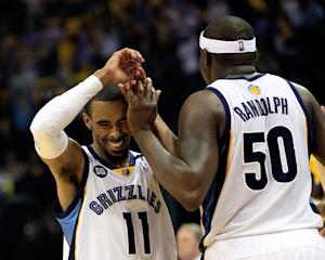 Grizzlies beat Thunder in OT for 3-1 series lead