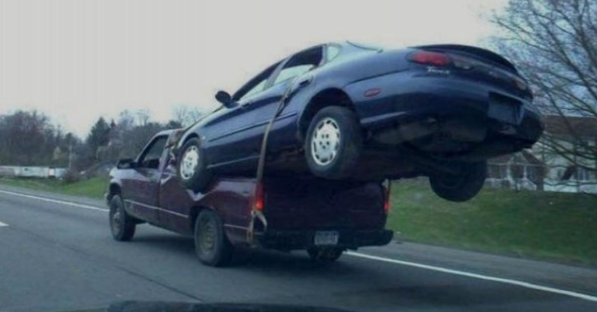 34 Cars Carrying WAY Too Much Stuff!