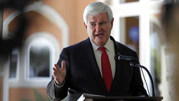Errant Gingrich Email: 'Obama Is Going to Win' (ABC News)