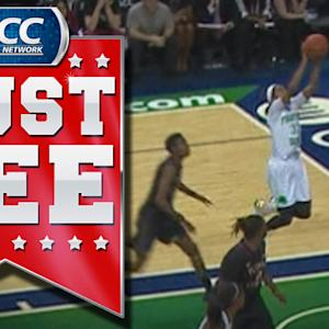 Notre Dame's Taya Reimer Alley-Oop To Jewell Loyd | ACC Must See Moment