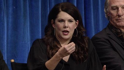 PaleyFest 2013: Lauren Graham and Jason Ritter On Sarah's Choice