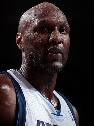 LAMAR ODOM Is Done In Dallas Apr 9th 2012 11:34AM