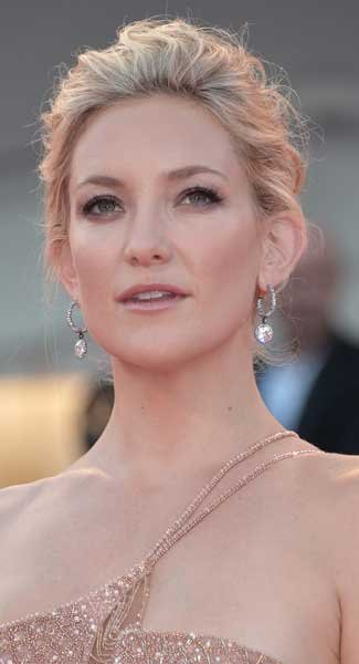 Kate Hudson's Flawless Beauty At Venice Film Festival
