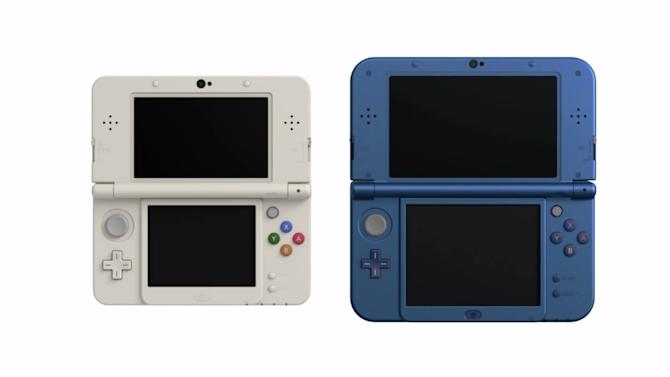 Nintendo Announces More Powerful 3DS