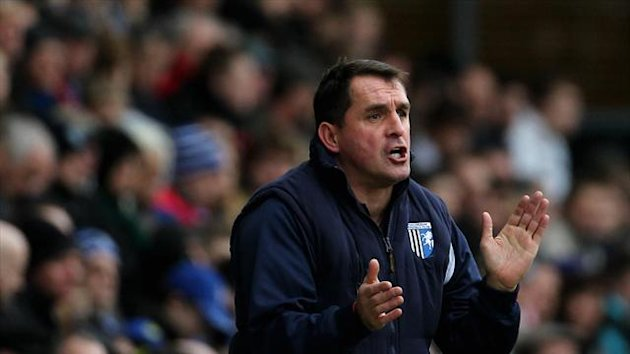 Martin Allen admitted Gillingham were 'relieved' to see off Northampton
