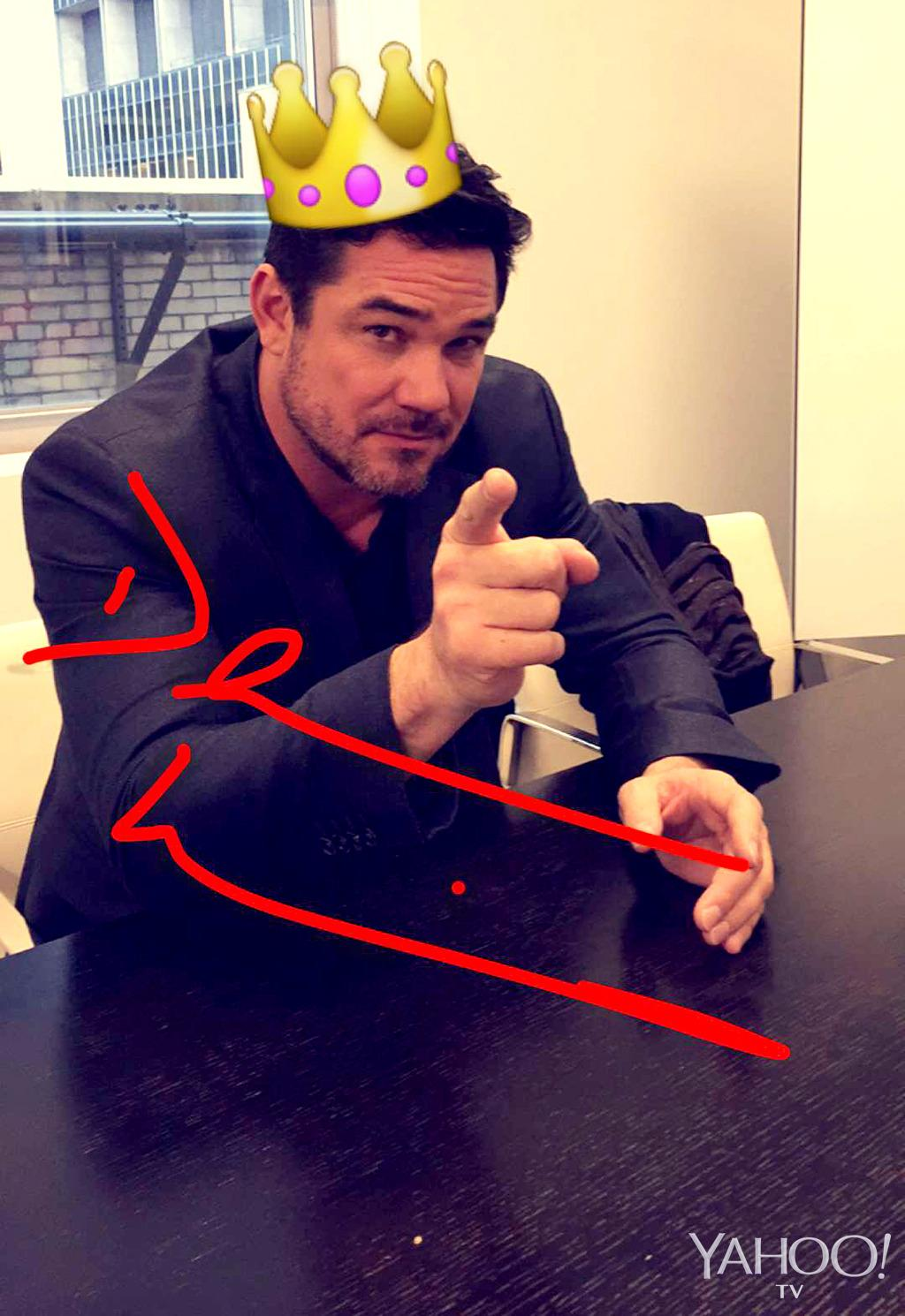 Oh Snap! Crazy Autographed Celebrity Headshots From Snapchat