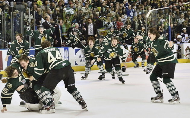 OHL: How London Knights Outlasted Battered Barrie Colts To Win Memorable League Final