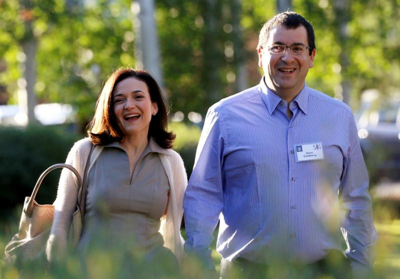 Sheryl Sandberg's husband Goldberg died after hotel gym accident: official