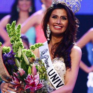 Shamcey Supsup is crowned Binibining Pilipinas Universe (Jerome Ascano, NPPA Images)