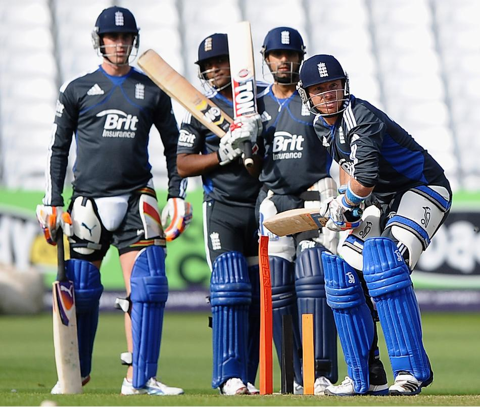 (CPOTW September 9) England And South Africa Nets Session