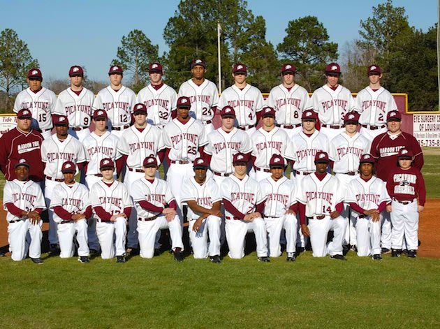 The Picayune Memorial baseball team — MaroonTide.com