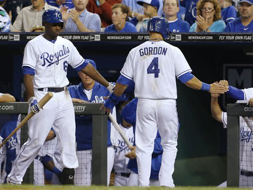 Hosmer's HR sends Royals to 6-5 win over Indians