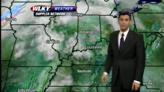 Monday Afternoon Weather Webcast