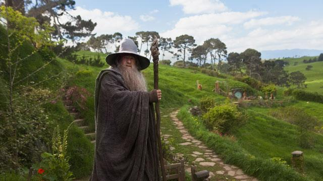 Movie Review: 'The Hobbit' Not as Good as 'Lord of the Rings'