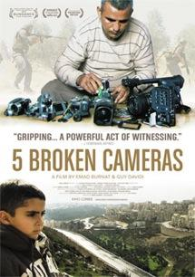 '5 Broken Cameras' Named Top Doc at Cinema Eye Honors