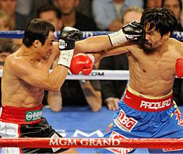 Promoter ready to set up Pacquiao-Marquez IV