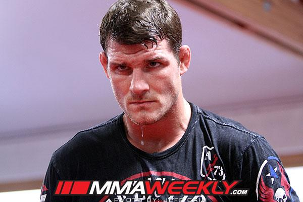 UFC Confirms Michael Bisping vs. Mark Munoz for Return to Manchester This Fall on Fox Sports 2