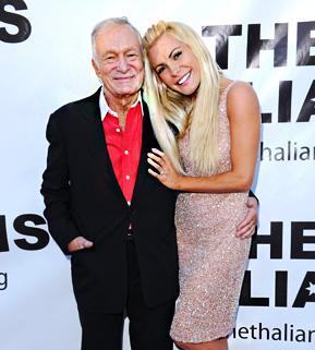 "Crystal Harris, 25: Sex With Hugh Hefner, 85, Lasted ""Two Seconds"""