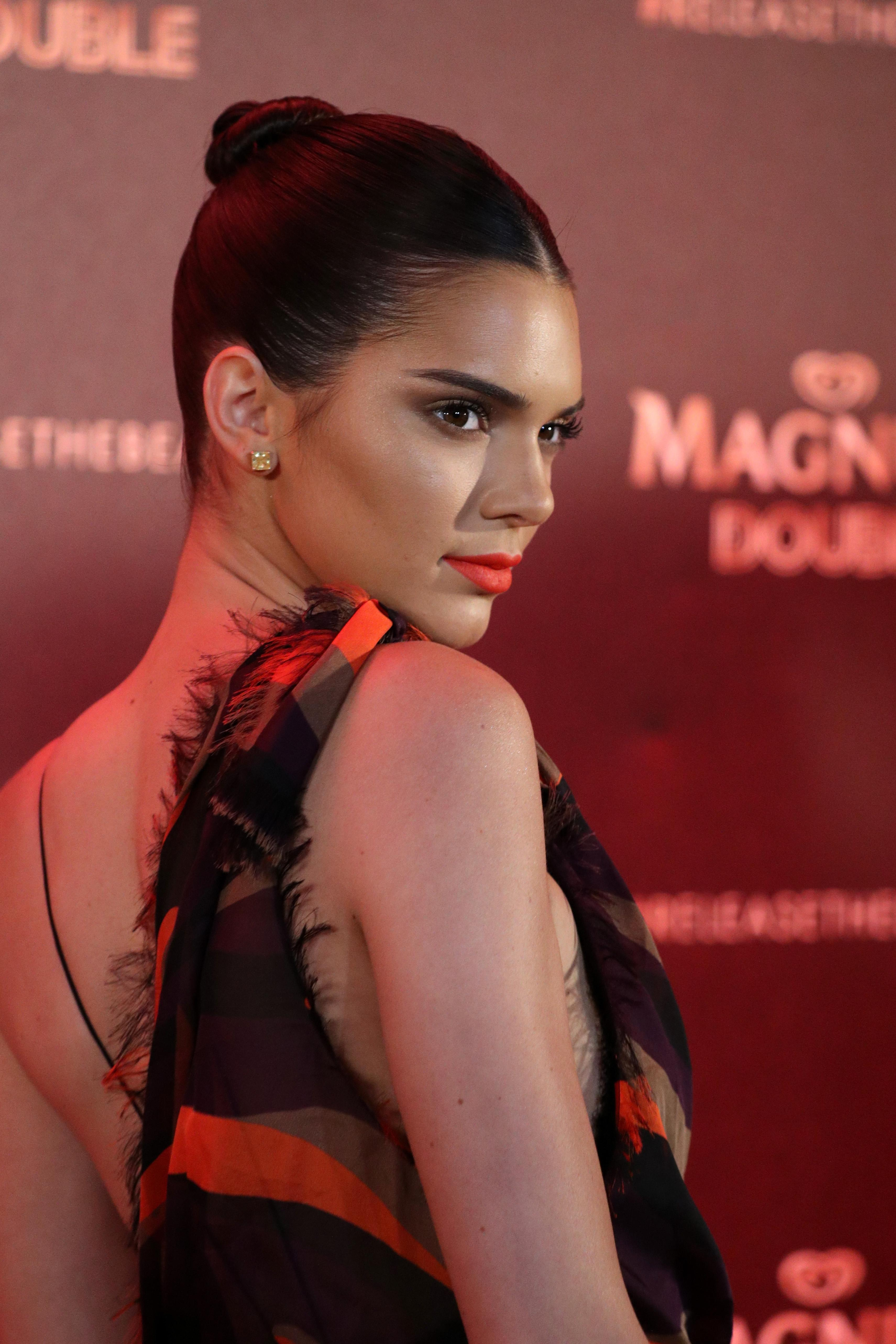 Kendall Jenner Wants Audrey Hepburn to Play Her