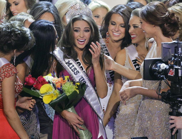 Rhode Island's Olivia Culpo Named Miss USA