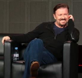 Ricky Gervais To Miss Sunday's Golden Globes: TCA