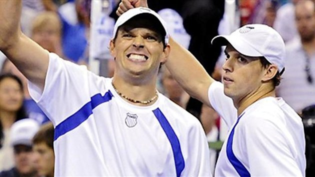 TENNIS 2011 USA Bob Mike Bryan