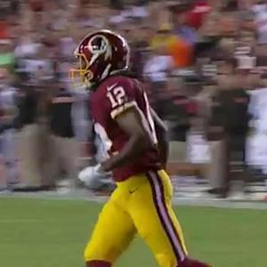 Pre-Wk 2 Can't-Miss Play: RGIII goes deep to Roberts