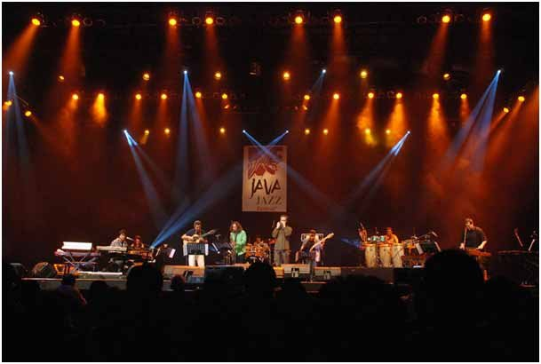 Jakarta International Java Jazz Festival (JJF), Indonesia