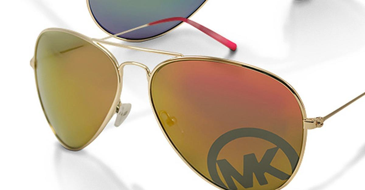Up to 55% off Chloé & Michael Kors Sunglasses!