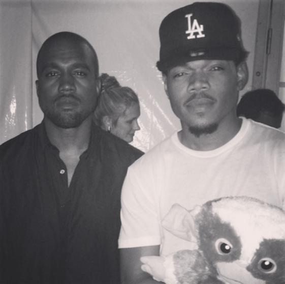 """Kanye's   The Life Of Pablo Delayed Again So Chance Could Finish """"Waves"""""""
