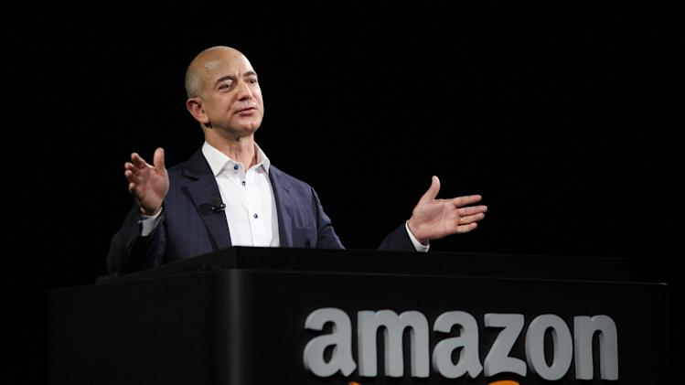 Amazon Holds News Conference