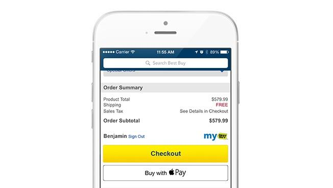 Best Buy finally sees the light, says yes to Apple Pay