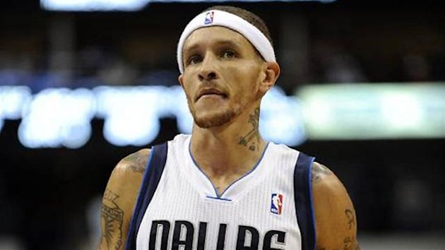 BASKETBALL Delonte West Dallas 2011