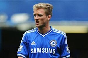 Cole, Schurrle to miss Chelsea's clash with Cardiff