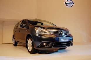 All-New Nissan Grand Livina 2013 Indonesia