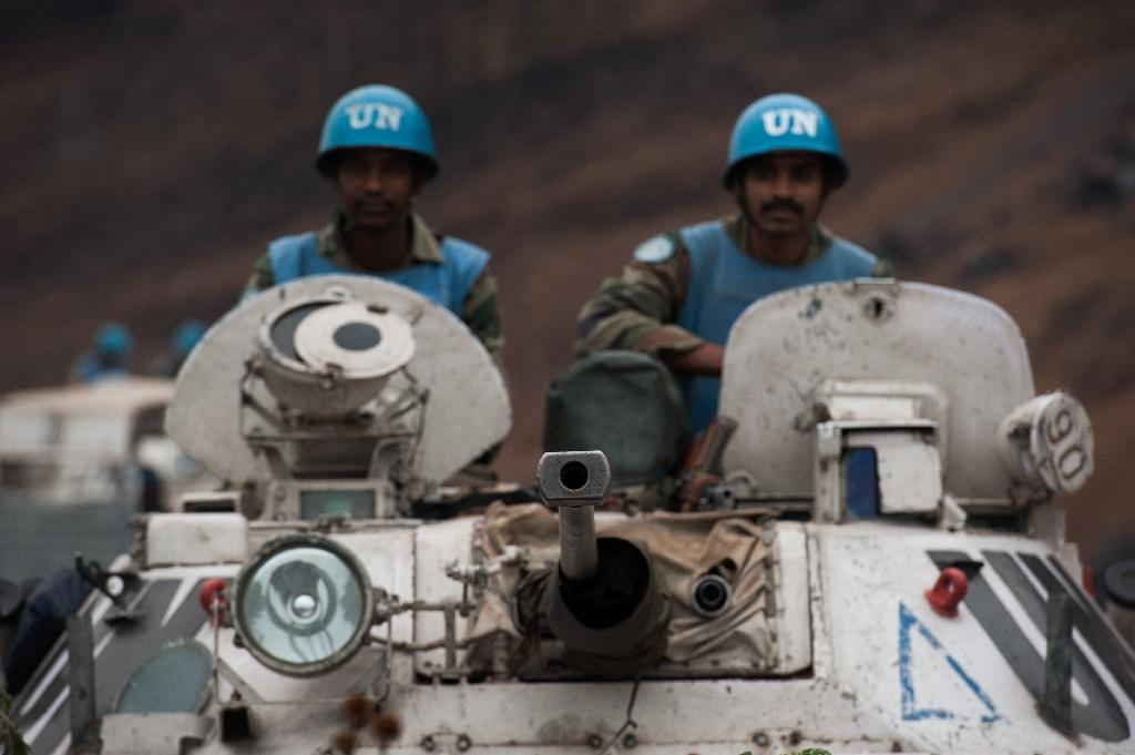 UN cuts 2,000 troops from DR Congo peace force