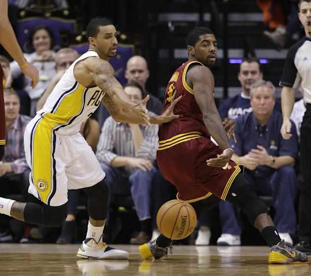 Cavaliers' Irving misses game with knee injury