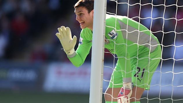 Reading keeper Alex McCarthy made save after save to keep Liverpool at bay
