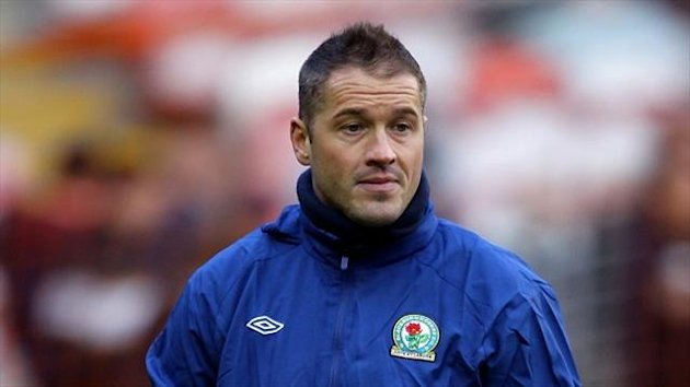 Paul Robinson has missed a year of action