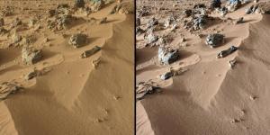 Mars Dirt Similar to Hawaiian Volcanic Soil