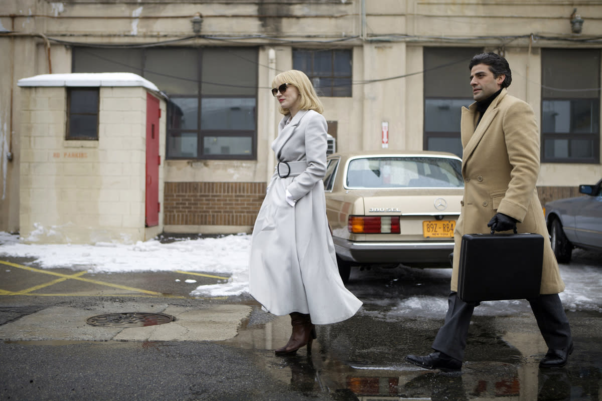 Exclusive: A closer look at the cast of 'A Most Violent Year'