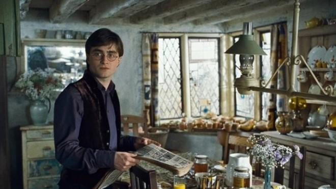 More and more Americans are aping language from British exports like Harry Potter.