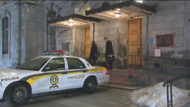 Montreal City Hall raid