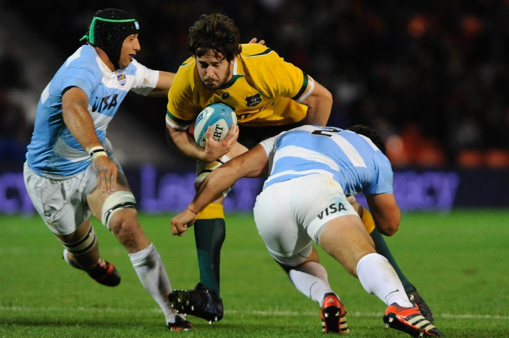 SANZAR chief resigns to take Argentina post
